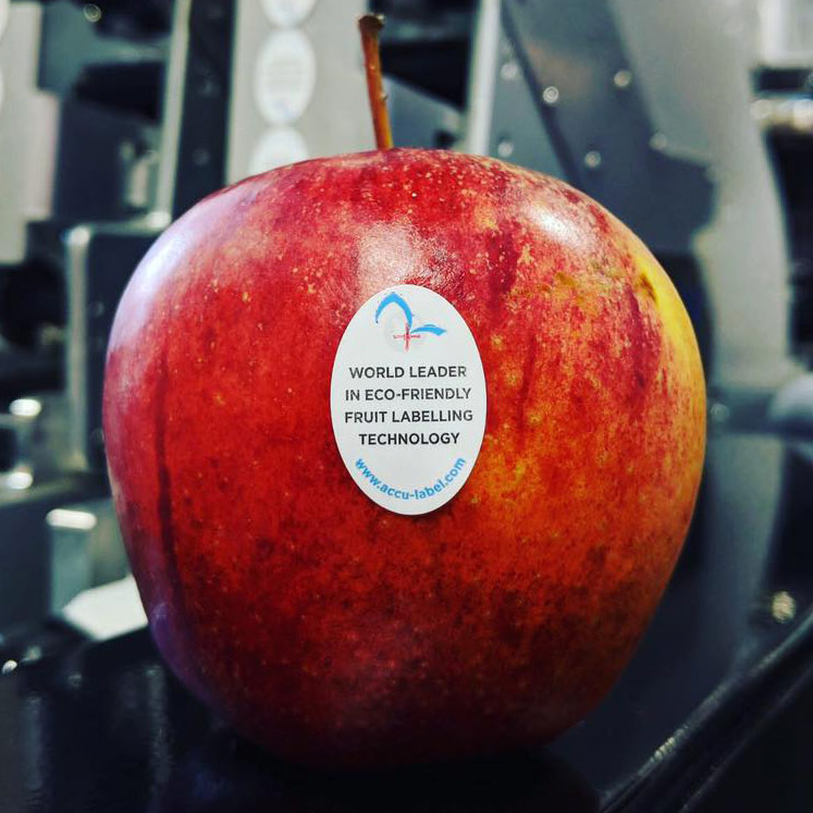 Industry Leader in Fruit Labelling & Produce Stickers - Accu